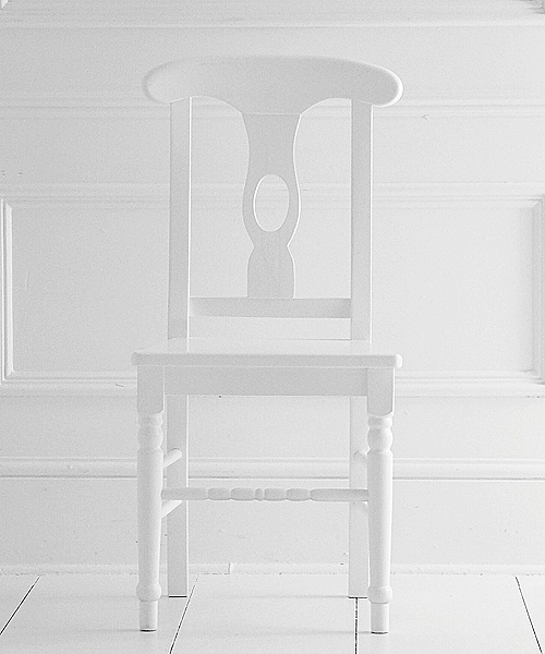 Chapeau chair | Painted to order | Angel and Boho