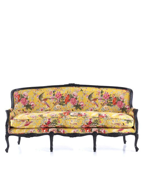 Louis Rose Two Or Three Seater Sofa From £1195 .